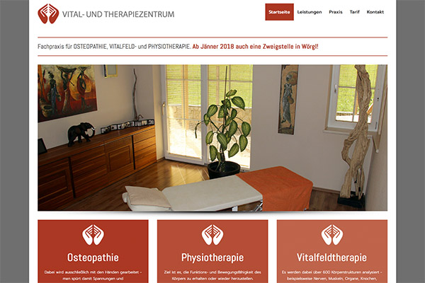 Vital- und Therapiezentrum